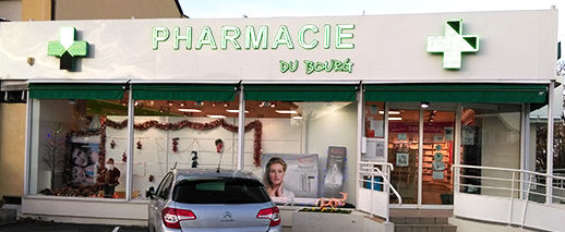 Pharmacie Du Bourg,Mimizan