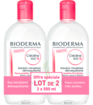 Acheter CREALINE TS H2O Solution micellaire sans parfum nettoyante apaisante 2Fl/500ml à Mimizan