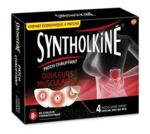 SYNTHOLKINE PATCH CHAUFFANT GRAND FORMAT, bt 2 à Mimizan