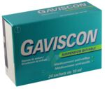 GAVISCON, suspension buvable en sachet à Mimizan