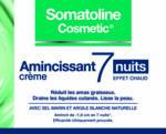 Acheter Somatoline Cosmetic Amaincissant 7 Nuits Crème 400ml à Mimizan