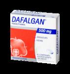 DAFALGAN 500 mg, comprimé effervescent sécable à Mimizan