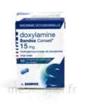 DOXYLAMINE SANDOZ CONSEIL 15 mg, comprimé pelliculé sécable à Mimizan