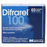 DIFRAREL 100 mg, comprimé enrobé à Mimizan