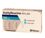 ACETYLLEUCINE MYLAN 500 mg, comprimé à Mimizan