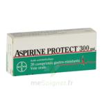 ASPIRINE PROTECT 300 mg, comprimé gastro-résistant à Mimizan