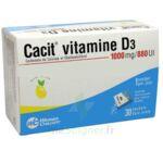 CACIT VITAMINE D3 1000 mg/880 UI, granulés effervescents pour solution buvable en sachet à Mimizan
