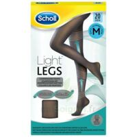 Scholl Light Legs™ Collants 20D Noir M à Mimizan