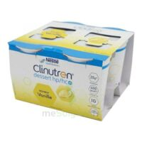 Clinutren Dessert 2.0 Kcal Nutriment Vanille 4cups/200g à Mimizan
