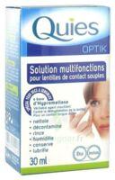 Quies Optik Solution Lentille Souple Multifonctions Fl/30ml à Mimizan