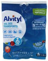 Alvityl Sucette Mal Des Transports Cola Fraise Sachet/10 à Mimizan
