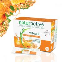 Naturactive Phytothérapie Fluides Solution Buvable Vitalité 20 Sticks/10ml à Mimizan