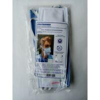 Masque de protection en tissu réutilisable B/2 à Mimizan