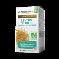 Arkogélules Levure De Bière Revivifiable Bio Gélules Fl/45 à Mimizan