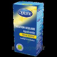 Optone Solution Oculaire Rafraîchissante Yeux Irrités Fl/10ml à Mimizan