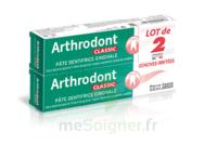 Pierre Fabre Oral Care Arthrodont Dentifrice Classic Lot De 2 75ml à Mimizan