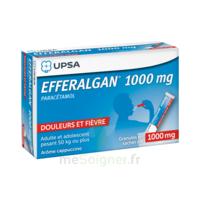 Efferalgan 1g Cappuccino Granules 8 Sachets à Mimizan