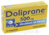 DOLIPRANE 500 mg Comprimés 2plq/8 (16) à Mimizan