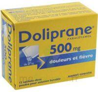 DOLIPRANE 500 mg Poudre pour solution buvable en sachet-dose B/12 à Mimizan
