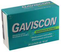 Gaviscon, Suspension Buvable En Sachet à Mimizan