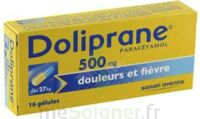 DOLIPRANE 500 mg Gélules B/16 à Mimizan