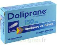 Doliprane 150 Mg Suppositoires 2plq/5 (10) à Mimizan