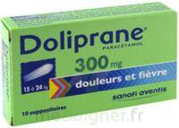 Doliprane 300 Mg Suppositoires 2plq/5 (10) à Mimizan