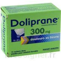 Doliprane 300 Mg Poudre Pour Solution Buvable En Sachet-dose B/12 à Mimizan