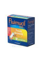 FLUIMUCIL EXPECTORANT ACETYLCYSTEINE 200 mg ADULTES SANS SUCRE, granulés pour solution buvable en sachet édulcorés à l'aspartam et au sorbitol à Mimizan