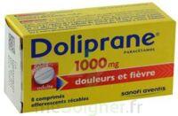 DOLIPRANE 1000 mg Comprimés effervescents sécables T/8 à Mimizan
