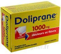 DOLIPRANE 1000 mg Poudre pour solution buvable en sachet-dose B/8 à Mimizan