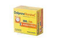 DOLIPRANEVITAMINEC 500 mg/150 mg, comprimé effervescent à Mimizan