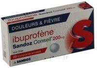 IBUPROFENE SANDOZ CONSEIL 200 mg, comprimé enrobé à Mimizan