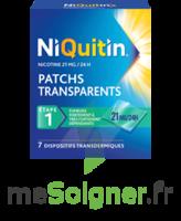 Niquitin 21 Mg/24 Heures, Dispositif Transdermique Sach/7 à Mimizan
