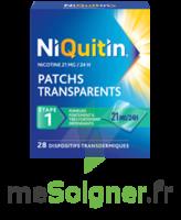 NIQUITIN 21 mg/24 heures, dispositif transdermique Sach/28 à Mimizan