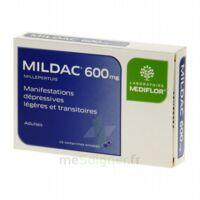 MILDAC 600 mg, comprimé enrobé à Mimizan