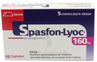 SPASFON LYOC 160 mg, lyophilisat oral à Mimizan