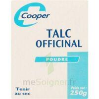 COOPER TALC, bt 250 g à Mimizan