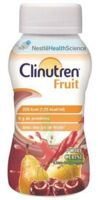 CLINUTREN FRUIT BOUTEILLE, 200 ml x 4 à Mimizan
