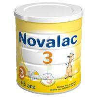 NOVALAC 3 Lait de croissance B/800g à Mimizan