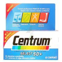 CENTRUM SELECT 50+ 60 COMPRIMES à Mimizan