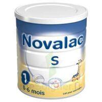 Novalac S 1 Lait en poudre 800g à Mimizan