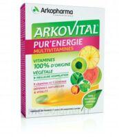 Arkovital Pur'energie Multivitamines Comprimés Dès 6 Ans B/30 à Mimizan