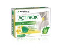 Activox sans sucre Pastilles menthe eucalyptus B/24 à Mimizan