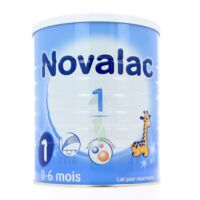 Novalac 1 Lait poudre 800g à Mimizan