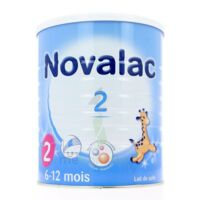 Novalac 2 Lait en poudre 800g à Mimizan