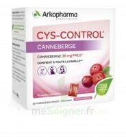 Cys-Control 36mg Poudre orale 20 Sachets/4g à Mimizan
