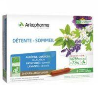 Arkofluide Bio Ultraextract Solution buvable détente sommeil 20 Ampoules/10ml à Mimizan