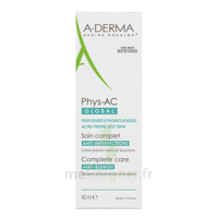 Aderma Phys'ac Global Soin Imperfection Sévères 40ml à Mimizan