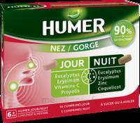 Humer Nez/gorge Jour&nuit 15 Comprimés à Mimizan